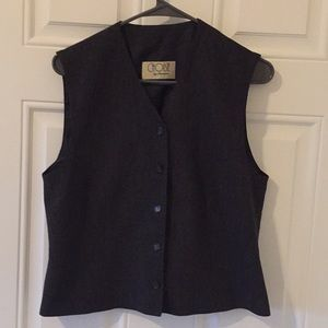 ✨✨Vintage gray colored Vest by Choise from UK💫
